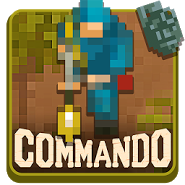 Wolf of the BF:Commando MOBILE