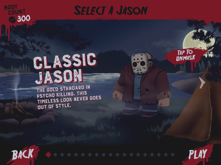 Скриншот Friday the 13th: Killer Puzzle
