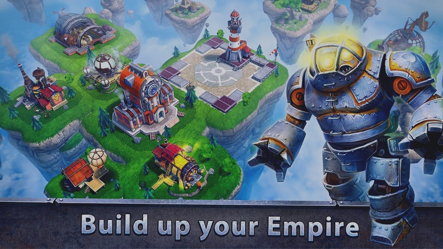 Скриншот Sky Clash: Lords of Clans 3D