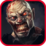 The Dead Town: Walking Zombies