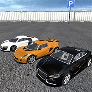 Luxury City Parking 3D