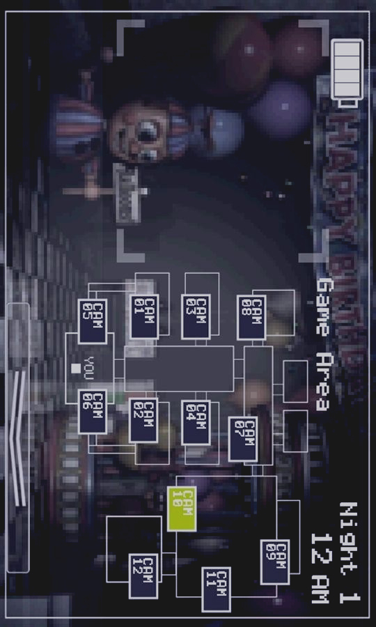 Скриншот Five Nights at Freddys 2